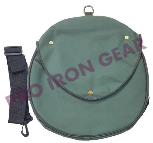 Hunting Bag with Strap /& Detachable Meat Pocket Falconry Cordura Bag