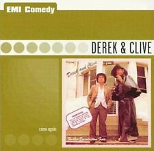 Derek & Clive Come Again CD NEW SEALED 2000 Comedy Peter Cook/Dudley Moore