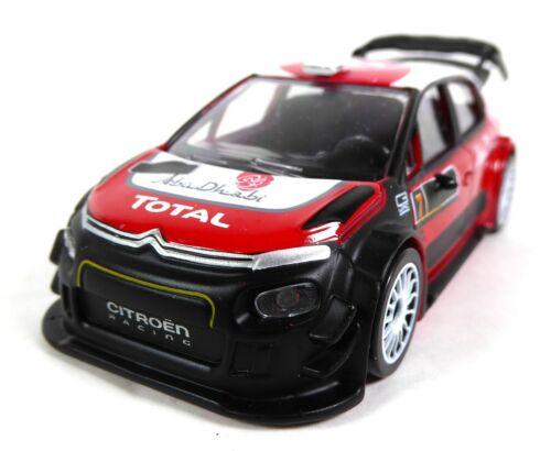 Citroën C3 WRC Rally Abu Dhabi 1:43 Mondo Motors Racing MODELLAUTO CAR MINIATUR
