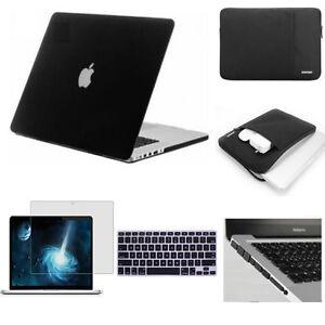 Details about Bag Matte Hard Case Keyboard Cover For 2012-2018 MacBook Pro  13