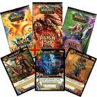 Warcraft Booster+exra butin édition (Spectral Tigre,Feldrake,El Apollo Grande