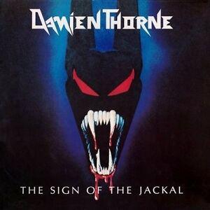 DAMIEN THORNE - The Sign Of The Jackal CD