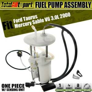 New Electric Fuel Pump Module Assembly For 2000 Ford Taurus Mercury Sable E2283M