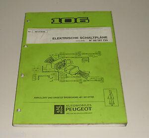 Workshop-Manual-Peugeot-106-Wiring-Diagrams-Stand-09-1992
