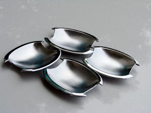 ABS Chrome Door Handle Bowl Cover Trim for Nissan Qashqai Dualis 2007-2012