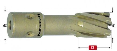 HM Kernbohrer Fein Quick In 42-60mm alle Größen Stahl 1400N Edelstahl 900N