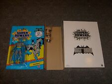 DC Universe Classics BATMAN SUPER POWERS 30th anniversary NEW MIB BAF KENNER