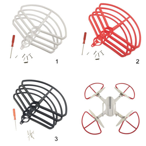 Propeller Props Protective Guard Bumpers for Holy Stone HS700 Parts Accs