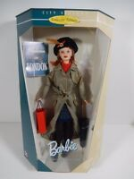 Barbie Doll 1999 Autumn In London City Seasons
