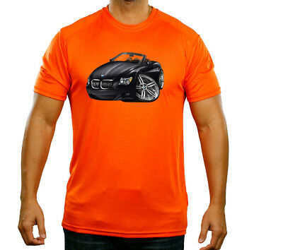 GLOW IN THE DARK BMW SKULL T-SHIRT TEE TOP SHIRT GREAT GIFT PRESENT IDEA BMW