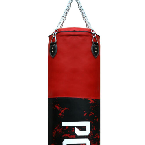 G4 5ft Cowhide Leather Punch Bag Punching kick Boxing Gloves Punchbag Heavy Bags