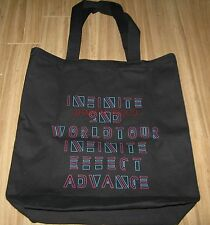 INFINITE 2ND WORLD TOUR INFINITE EFFECT ADVANCE OFFICIAL GOODS ECOBAG ECO BAG