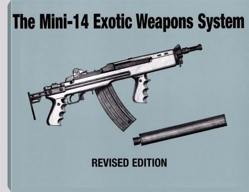 MINI-14 EXOTIC WEAPONS SYSTEM By Joe Ramos *Excellent Condition*
