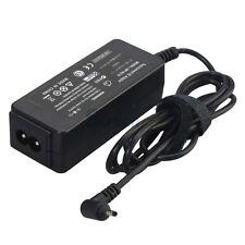 40W AC Adapter for Asus Eee PC 1011CX-MU27-BK 1015PE-BBK603 1015PE-BRD603