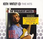 16 Biggest Hits [Remaster] by Keith Whitley (CD, Apr-2006, Legacy)