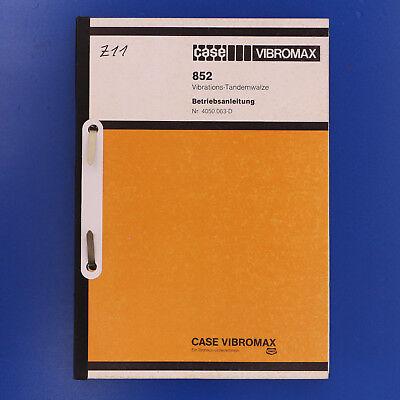 Motor 1985 Ersatzteilliste Walze Rammax RW700 Betriebsanleitung