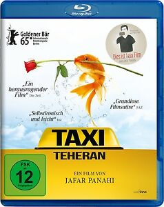 TAXI TEHERAN BD  BLU-RAY NEU