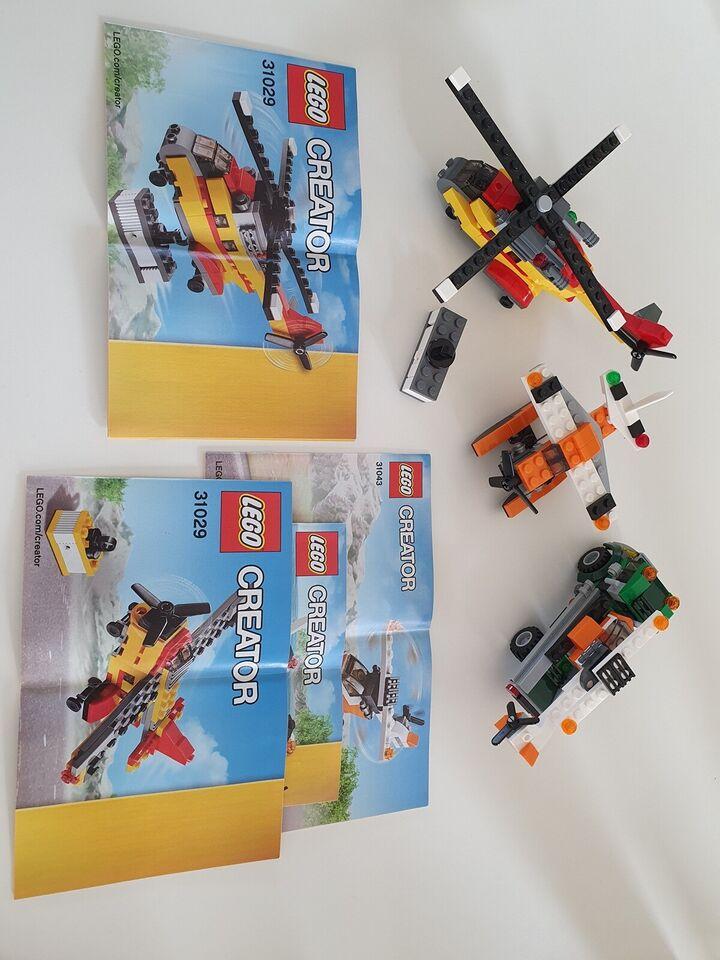 Lego andet, Diverse