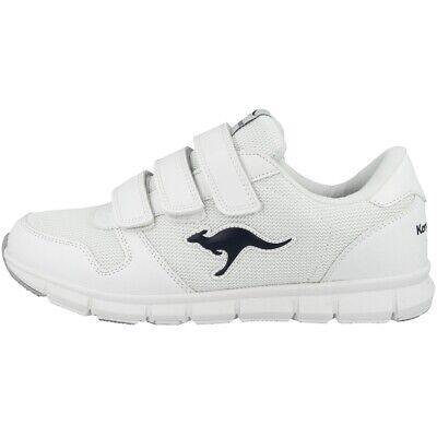 Clever Kangaroos K-bluerun 701 B Sneaker Schuhe Turnschuhe White Dark Navy 7643a-042