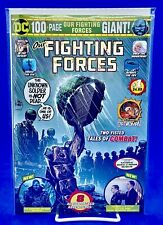2x Walmart DC 100 Page Giant Our Fighting Forces #1 Batman RARE Hot 2 Copies