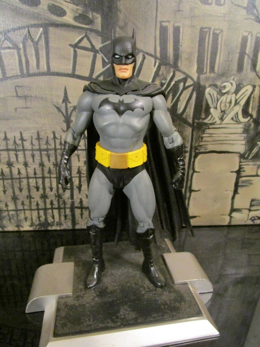 DC Direct Alex Ross Justice Batman Loose Action Figure
