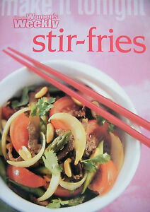 Make-It-Tonight-Stir-Fries-Women-039-s-Weekly-Mini-Cookbook-Small-Softcover
