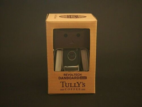 Revoltech Mini Kaiyodo From Japan F//S Details about  /Japan Limited Danboard TULLY/'S COFFEE Ver