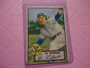 1952-TOPPS-AL-WIDMAR-CHICAGO-WHITE-SOX
