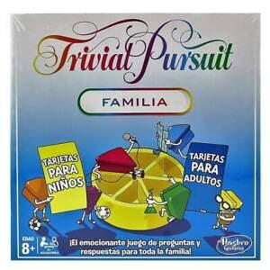 Jeu de famille Trivial Pursuit