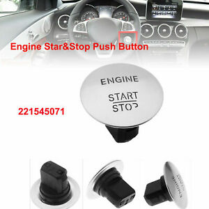 2215450714-Fits-Mercedes-Benz-Keyless-Start-Stop-Push-Button-Ignition-Switch-NEW