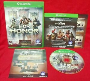 For-Honor-Microsoft-Xbox-One-Game-Tested-XBOX-1-Complete-Works-Tested