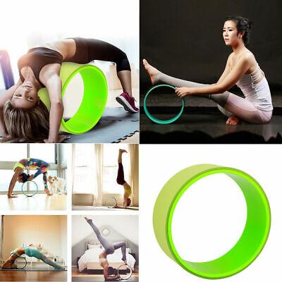 13/'/' Yoga Stretch Roller Wheel Abdominal Exerciser Indoor Fitness Equipment