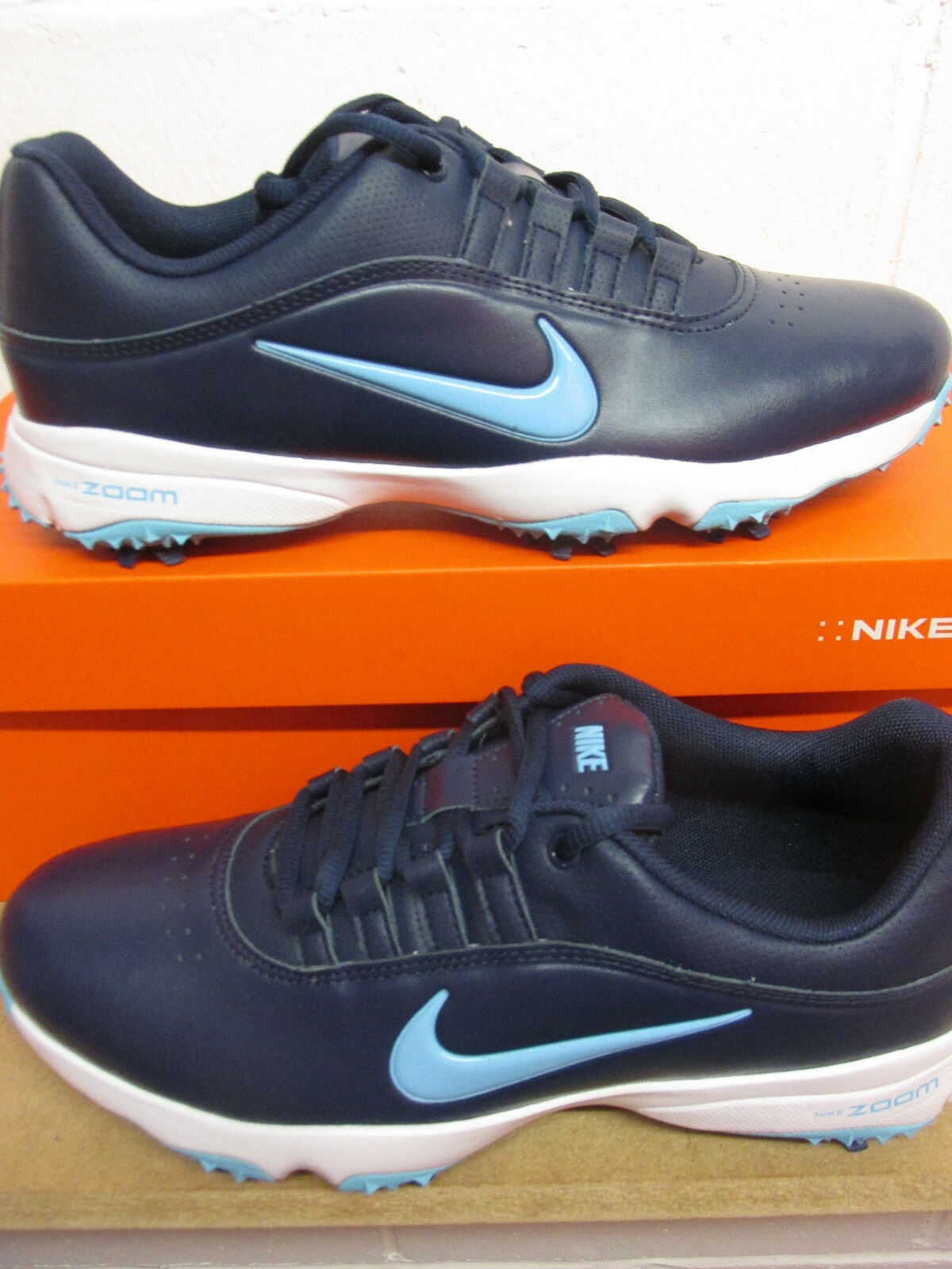 Nike Air Zoom Rival 5 Mens Golf Shoes 878957 400 Trainers Sneakers