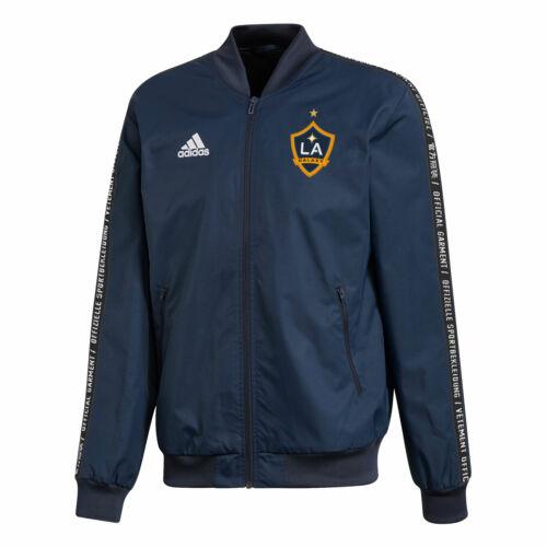 Black LA Galaxy Anthem Jacket