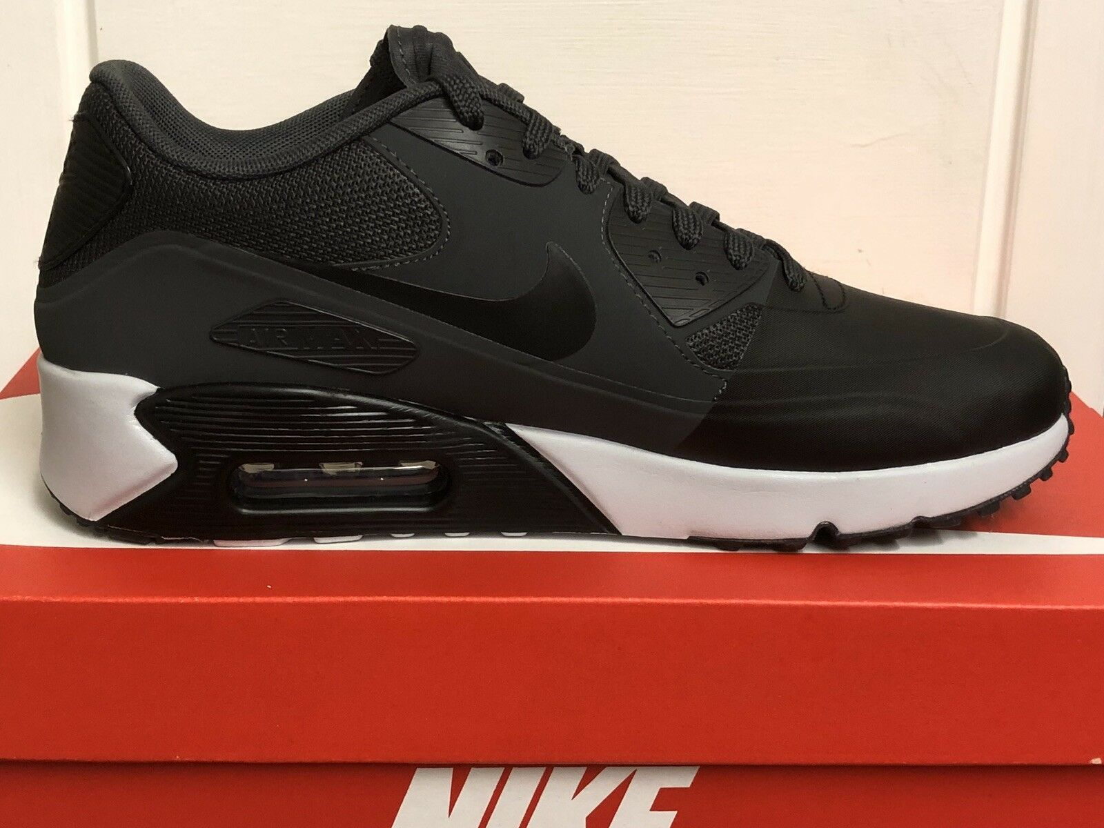 NIKE AIR MAX 90 ULTRA 2.0 Chaussures SE Hommes TRAINERS Baskets Chaussures 2.0 6 EUR 40 38f6e0