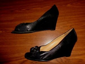 e3514cddceb Details about Nine West SHOES WOMEN'S SIZE 6 1/2 M (2.75 INCH HEEL)