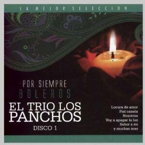 Los-Panchos-Vol-1-Por-Siempre-Boleros-New-CD-Argentina-Import