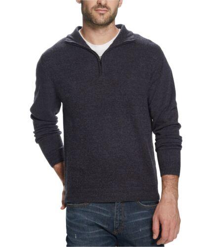 Weatherproof Mens 1//4 Zip Knit Sweater