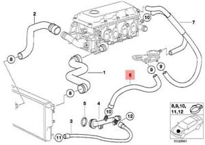 S L on Bmw E46 Cooling System Diagram