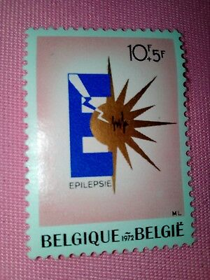 Agressief Stamps - Timbre - Postzegels - Belgique - Belgie 1972 Nr.1639 **( Ref 2000)
