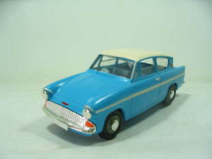 Diecast & Toy Vehicles Helpful 1/43 Vanguards/corgi Ford Anglia Harry Potter