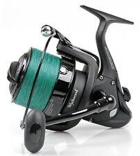 Wychwood Dispatch Fishing Reel 7500 Spod Carp 200m Loaded 30lb Braid