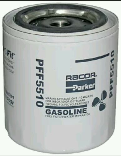 FUEL FILTER RACOR GAS 62 PFF5510 FITS OUTBOARD I//O INBOARD MERC STYLE FILTER
