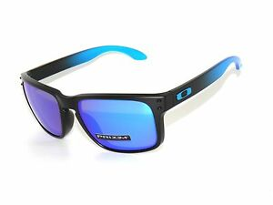 89d66397c5 Image is loading Oakley-Sunglasses-9102-D2-Holbrook-Sapphire-Fade-Prizm-