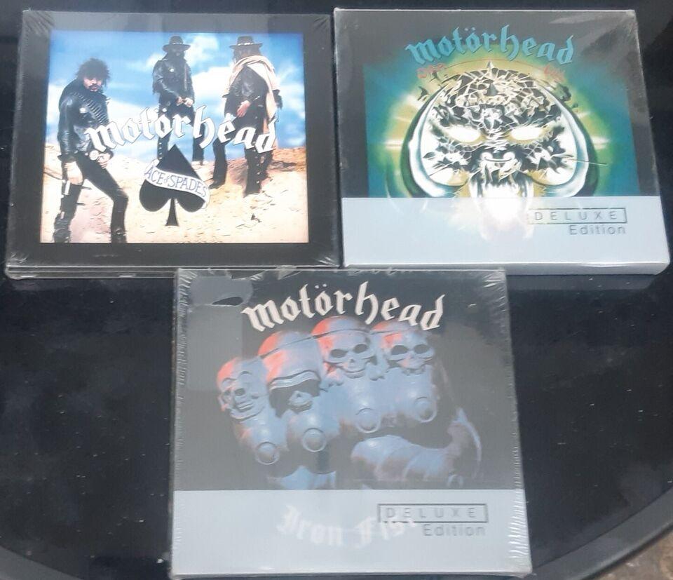 Motorhead: De-luxe editions samling, rock
