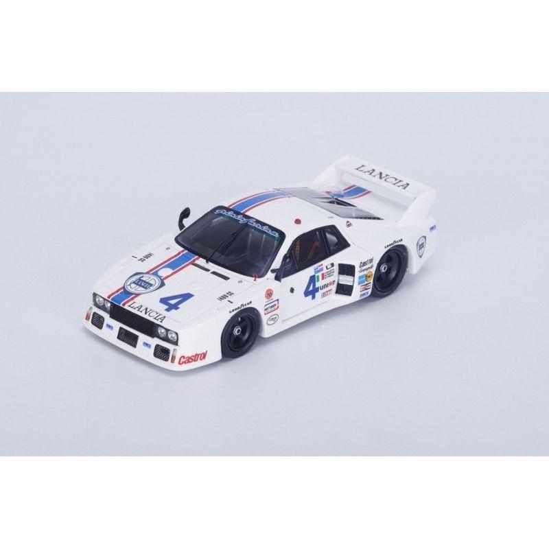 US017 Spark  1 43 Lancia Beta Montecarlo th 24H Daytona 1980 FACETTI-FINOTTO