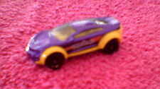 Matchbox - 1-125 Unboxed - #31 MBX Coupe - Metallic Purple & Yellow