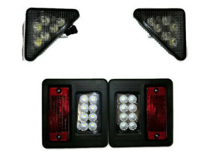 Headlight & Taillight For Bobcat 883 S150 S160 T190 T200 T250 T300 T320 A250 Oświetlenie obiektów