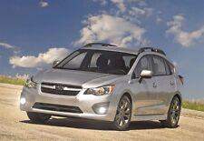 Xenon Halogen Bumper Fog Lamps Driving Lights for 2012 2013 2014 Subaru Impreza