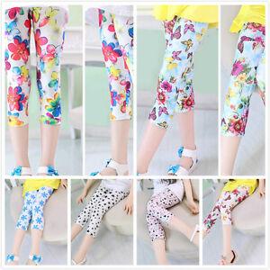 Toddlers-Kids-Girl-Baby-Leggings-Flower-Floral-Printed-Pants-Trousers-5-12Y
